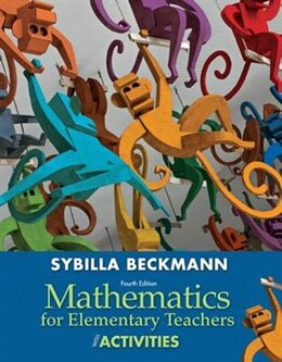 Book Mathematics For Elementary Teachers With Activities Plus New Skills Review Mymathlab With Pearson… by Sybilla Beckmann