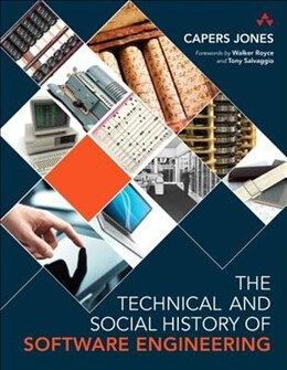 Book The Technical And Social History Of Software Engineering by Capers Jones