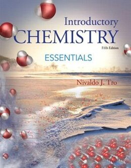 Book Introductory Chemistry Essentials Plus Masteringchemistry With Etext -- Access Card Package by Nivaldo J. Tro