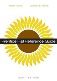 Book Prentice Hall Reference Guide by Muriel G. Harris