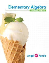 Elementary Algebra For College Students Plus New Mymathlab With Pearson Etext -- Access Card Package