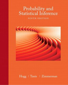 Book Probability And Statistical Inference by Robert V. Hogg