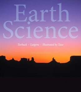 Book Earth Science by Edward J. Tarbuck
