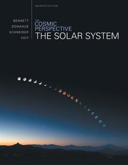 Book The Cosmic Perspective: The Solar System Plus Masteringastronomy With Etext -- Access Card Package by Jeffrey O. Bennett