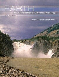 Earth: An Introduction To Physical Geology, Fourth Canadian Edition Plus Masteringgeology With…