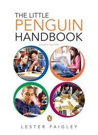 Book The Little Penguin Handbook by Lester Faigley