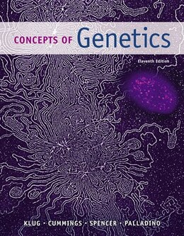 Book Concepts Of Genetics Plus Masteringgenetics With Etext -- Access Card Package by William S. Klug