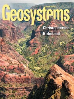 Book Geosystems: An Introduction To Physical Geography Plus Masteringgeography With Etext -- Access Card… by Robert W. Christopherson