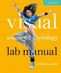 Visual Anatomy & Physiology Lab Manual, Main Version