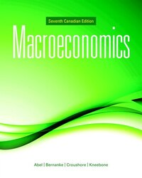 Macroeconomics, Seventh Canadian Edition