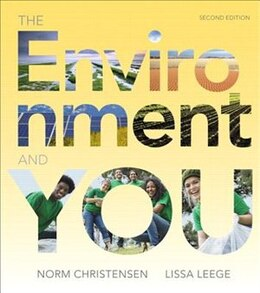 Book The Environment And You Plus Masteringenvironmentalscience With Etext -- Access Card Package by Norm Christensen