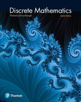 Book Discrete Mathematics by Richard Johnsonbaugh