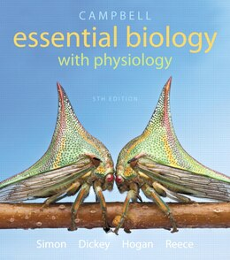 Book Campbell Essential Biology With Physiology Plus Masteringbiology With Etext -- Access Card Package by Eric J. Simon