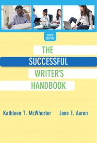 The Successful Writer's Handbook