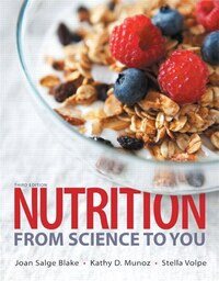 Nutrition: From Science To You Plus Masteringnutrition With Mydietanalysis With Etext -- Access…