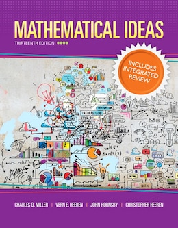 Book Mathematical Ideas With Integrated Review And Worksheets Plus New Mymathlab With Pearson Etext… by Charles D. Miller