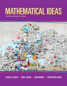 Mathematical Ideas Plus Mymathlab -- Access Card Package