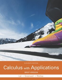 Book Calculus With Applications, Brief Version by Margaret L. Lial