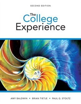 Book The College Experience by Amy Baldwin