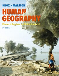 Human Geography: Places And Regions In Global Context Plus Masteringgeography With Etext -- Access…