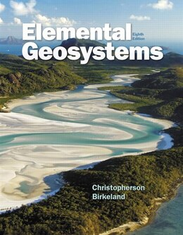Book Elemental Geosystems Plus Masteringgeography With Etext -- Access Card Package by Robert W. Christopherson