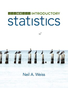 Book Introductory Statistics Plus Mystatlab With Pearson Etext -- Access Card Package by Neil A. Weiss