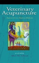 Book Veterinary Acupuncture: Ancient Art to Modern Medicine by Allen M. Schoen