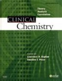 Book Clinical Chemistry: Theory, Analysis, Correlation by Lawrence A. Kaplan