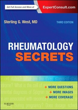 Book Rheumatology Secrets by Sterling West
