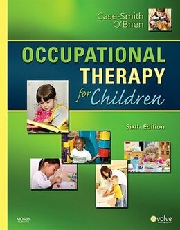 Book Occupational Therapy for Children by Jane Case-smith