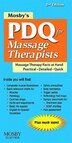 Mosby's PDQ for Massage Therapists by Sandy Mosby