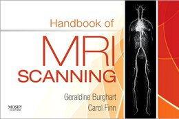Book Handbook of MRI Scanning by Geraldine Burghart