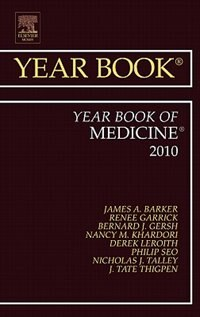 Book Year Book of Medicine 2010 by Nancy M. Khardori