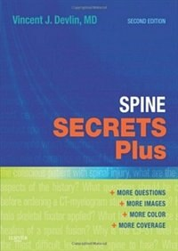 Book Spine Secrets Plus by Vincent J. Devlin