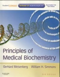 Book Principles of Medical Biochemistry: With STUDENT CONSULT Online Access by Gerhard Meisenberg