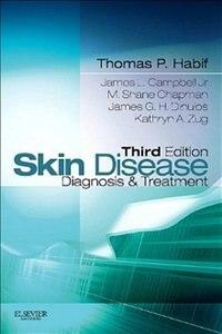 Book Skin Disease: Diagnosis and Treatment by Thomas P. Habif