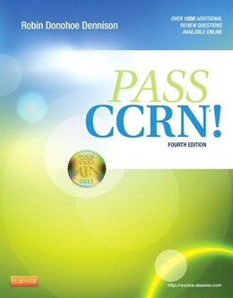 Book Pass Ccrn ! by Robin Donohoe Dennison
