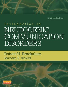 Book Introduction To Neurogenic Communication Disorders by Robert H. Brookshire