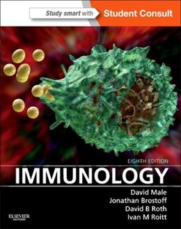 Book Immunology: With Student Consult Online Access: With Student Consult Online Access by David Male
