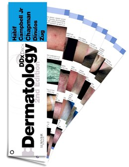 Book Dermatology Ddx Deck by Thomas P. Habif