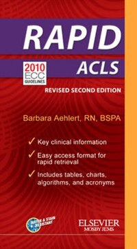 Book Rapid Acls - Revised Reprint by Barbara J Aehlert