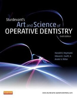 Book Sturdevant's Art and Science of Operative Dentistry by Harald O. Heymann
