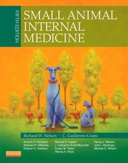 Book Small Animal Internal Medicine by Richard W. Nelson