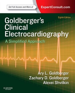 Book Clinical Electrocardiography: A Simplified Approach by Ary L. Goldberger