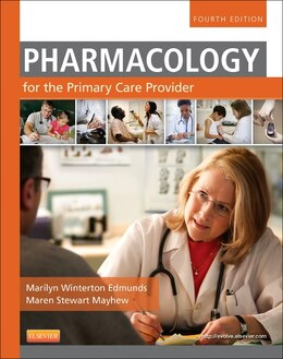 Book Pharmacology For The Primary Care Provider by Marilyn Winterton Edmunds