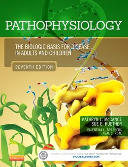 Book Pathophysiology: The Biologic Basis For Disease In Adults And Children by Kathryn L. Mccance