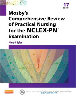 Book Mosby's Comprehensive Review Of Practical Nursing For The Nclex-pn Exam by Mary O. Eyles