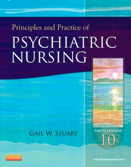Book Principles And Practice Of Psychiatric Nursing by Gail Wiscarz Stuart