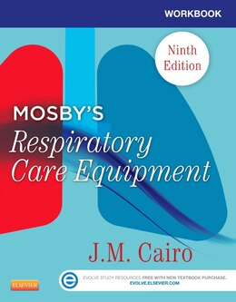 Book Workbook For Mosby's Respiratory Care Equipment by J. M. Cairo