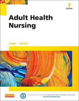 Book Adult Health Nursing by Kim Cooper